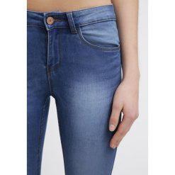 Noisy May EXTREME LUCY Jeans Skinny Fit medium blue denim. Niebieskie jeansy damskie marki Noisy May. W wyprzedaży za 134,10 zł.