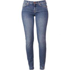 7 for all mankind ILLUSION NOSTALGIA Jeans Skinny Fit nostalgia. Niebieskie rurki damskie 7 for all mankind, z bawełny. Za 969,00 zł.