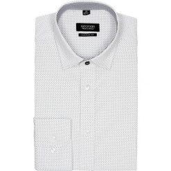 Koszula bexley 2554 długi rękaw custom fit biały. Białe koszule męskie Recman, m, z długim rękawem. Za 89,99 zł.