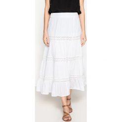 Długie spódnice: Długa spódnica, 100% bawełna