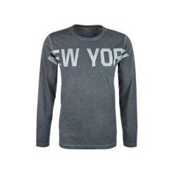 S.Oliver T-Shirt Męski L Szary. Szare t-shirty męskie marki S.Oliver, l, z napisami, z bawełny, z okrągłym kołnierzem. W wyprzedaży za 93,00 zł.