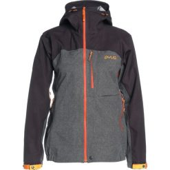 Odzież damska: PYUA BREAKOUT 2.0 Kurtka snowboardowa almost black/grey melange