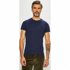 Polo Ralph Lauren - T-shirt (2-Pack). Czarne koszulki polo marki Polo Ralph Lauren, l, z bawełny. Za 169,90 zł.