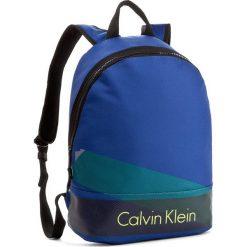 Plecaki męskie: Plecak CALVIN KLEIN BLACK LABEL - Col3 Nylon Backpack K50K502334 441
