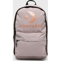 Converse - Plecak. Szare plecaki damskie Converse, z poliesteru. W wyprzedaży za 129,90 zł.