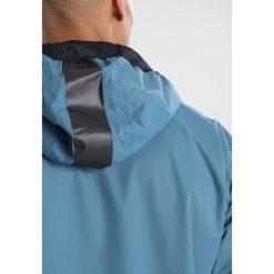 Craft RIDE RAIN JACKET Kurtka przeciwdeszczowa bosc/black. Zielone kurtki trekkingowe męskie Craft, m, z materiału. W wyprzedaży za 412,30 zł.