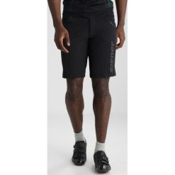 Spodenki i szorty męskie: Ziener CIRO XFUNCTION MAN SHORTS Krótkie spodenki sportowe black