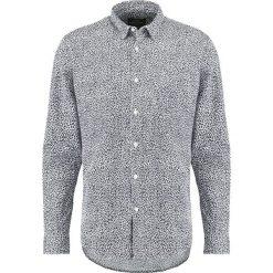 Koszule męskie na spinki: Mads Nørgaard SELIK REGULAR FIT Koszula navy
