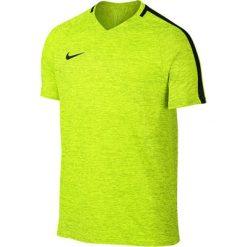 Nike Koszulka męska Flex Strike Dry Top SS żółta r. S ( 806702 702). Żółte koszulki sportowe męskie marki Nike, m. Za 129,00 zł.