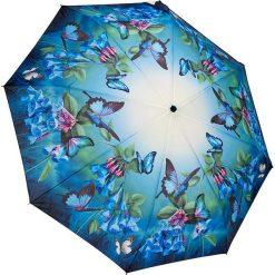 """Parasole: Parasol """"Blue Bells"""" w kolorze niebieskim"""