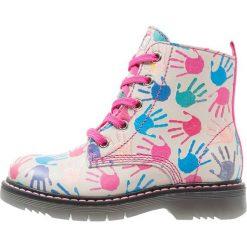 Richter Botki sznurowane flint. Szare buty zimowe damskie marki Richter, z materiału, na sznurówki. Za 359,00 zł.