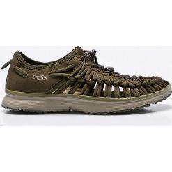 Keen - Sandały Uneek O2. Szare sandały męskie marki Keen, z gumy, z okrągłym noskiem. W wyprzedaży za 239,90 zł.