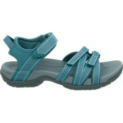 Teva TIRRA Sandały trekkingowe aqua. Niebieskie buty trekkingowe damskie Teva. Za 399,00 zł.