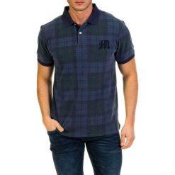 Koszulki polo: Koszulka polo w kolorze khaki-granatowym