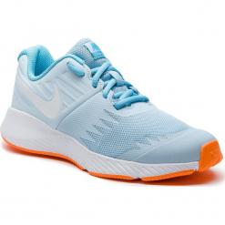 Buty NIKE - Star Runner (GS) 907257 404 Cobalt Tint/White Blue Chill. Niebieskie buty do biegania damskie Nike, z materiału. W wyprzedaży za 149,00 zł.