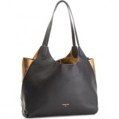 Torebka PATRIZIA PEPE - 2V7329/A3FH-I2YC Dark Gold/Nero. Czarne torebki klasyczne damskie marki Patrizia Pepe, ze skóry. W wyprzedaży za 939,00 zł.