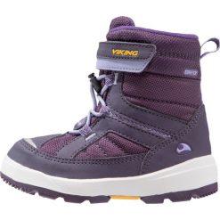Viking PLAYTIME GTX  Śniegowce purple/lavender. Fioletowe buty zimowe damskie marki Viking, z materiału. W wyprzedaży za 246,35 zł.