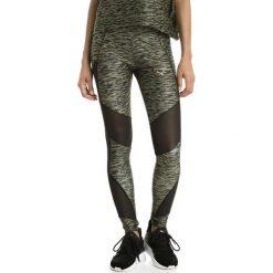 Puma Spodnie damskie AOP Velvet Rope  zielony r. S (573489 01). Zielone spodnie sportowe damskie marki Puma, s. Za 225,02 zł.