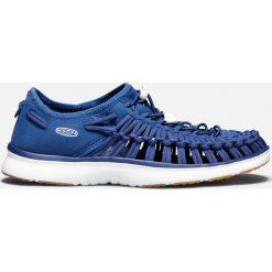 Keen Sandały męskie Uneek O2 Estate Blue/Harvest Gold r. 40,5 (1018715). Niebieskie buty sportowe męskie marki Keen. Za 213,15 zł.