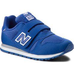 Trampki chłopięce: Sneakersy NEW BALANCE – KV373UEY Niebieski