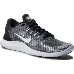 Buty NIKE - Flex 2018 Rn AA7397 001 Black/White. Białe buty do biegania męskie Nike, z materiału, nike flex. W wyprzedaży za 249,00 zł.
