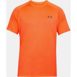 Koszulki sportowe męskie: Under Armour Koszulka męska Tech Short Sleeve T-Shirt Magma Orange r. L (1228539890)