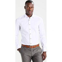 Koszule męskie na spinki: Eterna HAI AUSPUTZ SLIM FIT Koszula biznesowa weiß