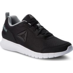 Buty Reebok - Ad Swiftway Run CN5701 Black/White/Flint Grey. Czarne buty do biegania męskie Reebok, z materiału. W wyprzedaży za 159,00 zł.