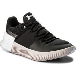 Buty UNDER ARMOUR - Ua W Ultimate Speed 3019908-001 Blk. Czarne buty do fitnessu damskie Under Armour, z materiału. W wyprzedaży za 259,00 zł.