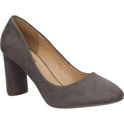 Czółenka na słupku Casu 5118. Czerwone buty ślubne damskie marki Casu, na słupku. Za 79,99 zł.
