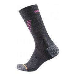 Devold Skarpetki Trekkingowe Hiking Medium Sock Dark Grey Xs. Czerwone skarpetki damskie marki Devold, z materiału. W wyprzedaży za 85,00 zł.