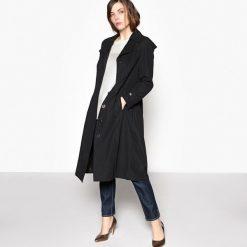 Płaszcze damskie pastelowe: Półdługi płaszcz nieprzemakalny z powłoką Teflon