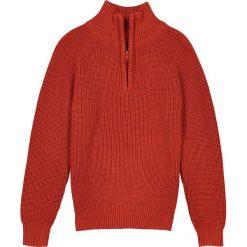 Odzież chłopięca: Sweter ze stójką 3-12 lat