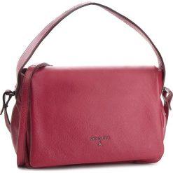 Torebka PATRIZIA PEPE - 2V8308/A4M6-R616  Ruby. Czerwone torebki klasyczne damskie marki Patrizia Pepe, ze skóry. W wyprzedaży za 1109,00 zł.