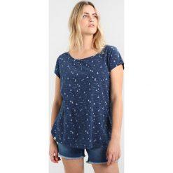 T-shirty damskie: Ragwear Plus ROSANNA  Tshirt z nadrukiem denim blue