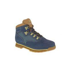 Buty Dziecko Timberland  Euro Hiker Jr A12W3. Niebieskie buty trekkingowe chłopięce marki CMP, z materiału. Za 379,99 zł.