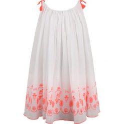 Sukienki dziewczęce letnie: Billieblush Sukienka letnia white