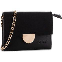 Torebka MONNARI - BAG0580-020 Black. Brązowe torebki klasyczne damskie marki Monnari, w paski, z materiału, średnie. W wyprzedaży za 139,00 zł.