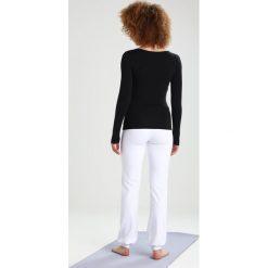 Bluzki asymetryczne: Curare Yogawear Bluzka z długim rękawem black