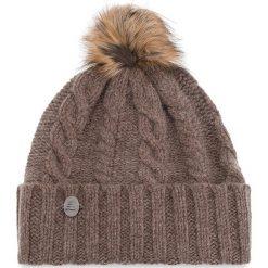 Czapka NEW BALANCE - 500343 036. Brązowe czapki zimowe damskie New Balance, z bawełny. Za 149,99 zł.