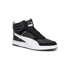 buty dziecięce Puma Rebound Puma czarno białe Buty sportowe dziecięce multikolor w Deichmann