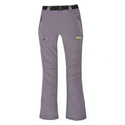 Spodnie sportowe damskie: BERG OUTDOOR Spodnie Karakorum Pants szare r. M (P-10-HK4121403SS14-004-M)