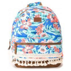 Plecaki damskie: Rip Curl Plecak Damski Niebieski Mia Flores Dome