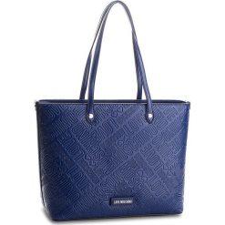 Torebka LOVE MOSCHINO - JC4029PP16LE0750 Blu. Niebieskie torebki klasyczne damskie marki Love Moschino, ze skóry ekologicznej. W wyprzedaży za 589,00 zł.