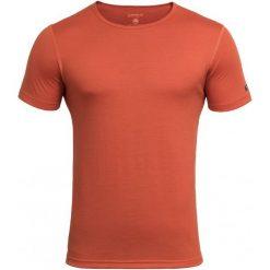 Odzież termoaktywna męska: Devold Breeze Męski T-Shirt Ceglany S