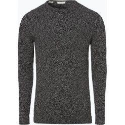 Selected - Sweter męski – Victor, szary. Szare swetry klasyczne męskie Selected, l, z dzianiny. Za 229,95 zł.