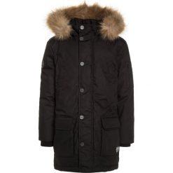Redskins VANCLEEF Płaszcz zimowy black. Czarne kurtki chłopięce Redskins, na zimę, z bawełny. W wyprzedaży za 219,60 zł.