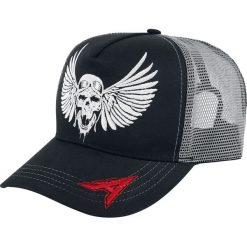 Czapki damskie: Airbourne Scorch Czapka Trucker Cap czarny/szary