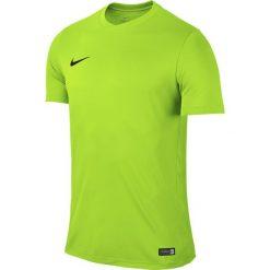 Nike Koszulka męska Park VI żółta r. M. Żółte t-shirty męskie marki Nike, m. Za 46,50 zł.