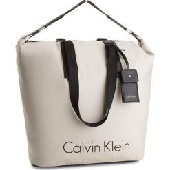 Shopper bag damskie: Torebka CALVIN KLEIN - City Nylon Shopper K60K603843 000